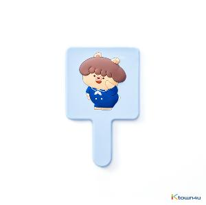 [BONICREW] My Secret Terrius So Ji Sub - Mani Hand Mirror (Blue)
