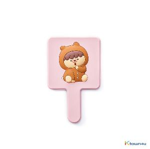 [BONICREW] My Secret Terrius So Ji Sub - Mani Hand Mirror (Pink)
