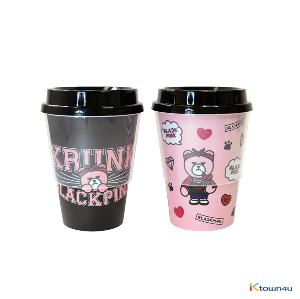 BLACKPINK - IN YOUR AREA X KRUNK REUSEABLE TUMBLER (2PCS/SET)