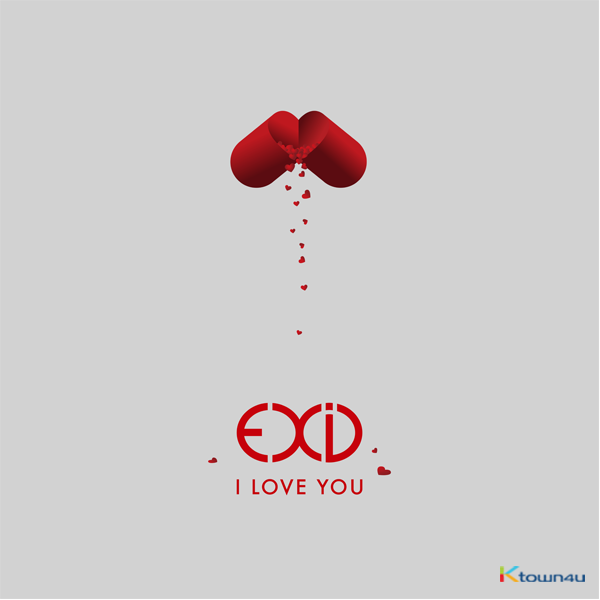 EXID - Single Album [I love you]