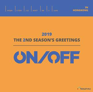 ONF - 2019 SEASON'S GREETING