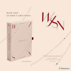 WJSN - 2019 SEASON'S GREETING (Only Ktown4u's Special Gift : Photocard 1pc Limited quantity)