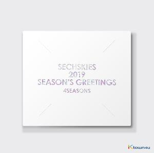 SECHSKIES - 2019 SEASON'S GREETING