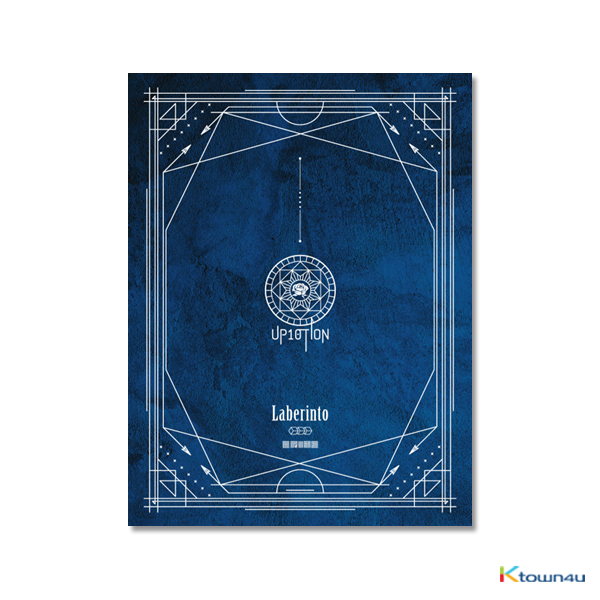 UP10TION - Mini Album Vol.7 [Laberinto] (Crime Ver.)