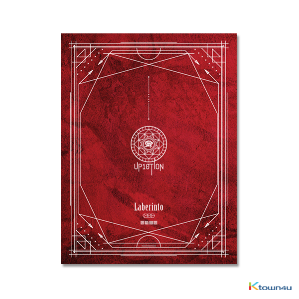 UP10TION - Mini Album Vol.7 [Laberinto] (Clue Ver.)