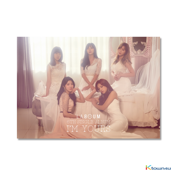 Laboum - Single Album Vol.6 [I'M YOURS]