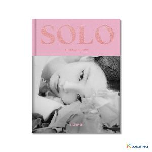 [Photobook] BLACKPINK : JENNIE - JENNIE [SOLO] PHOTOBOOK (SPECIAL EDITION) (Only Ktown4u's Special Gift : Special Photocard 1pc)