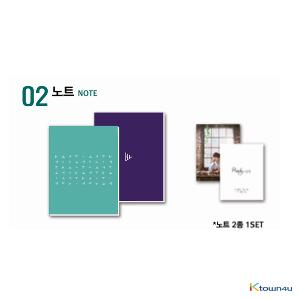 HOYA - FANMEETING GOODS NOTE SET [REPLY]