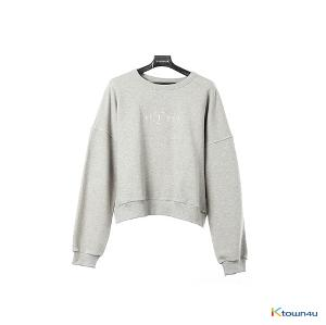 [SKULLHONG] SLEEPER SWEATSHIRT GREY [18FW]