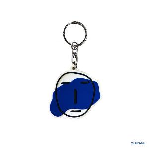 [SKULLHONG] POKER FACE KEY CHAIN [17FW]