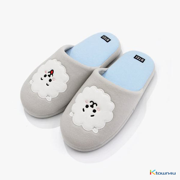 [BT21] SLIPPER : RJ (*Order can be canceled cause of early out of stock)