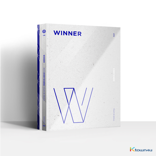 [DVD] WINNER - WINNER 2018 EVERYWHERE TOUR IN SEOUL DVD