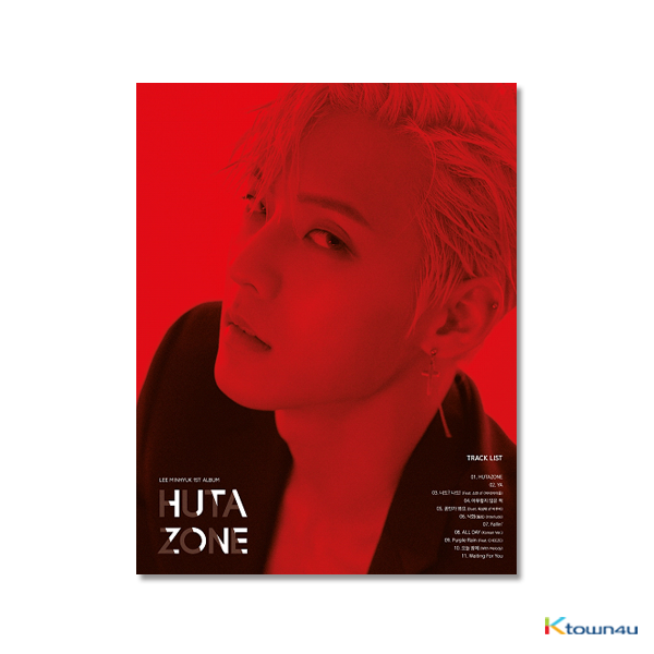 BTOB : Lee Min Hyuk - Album Vol.1 [HUTAZONE]