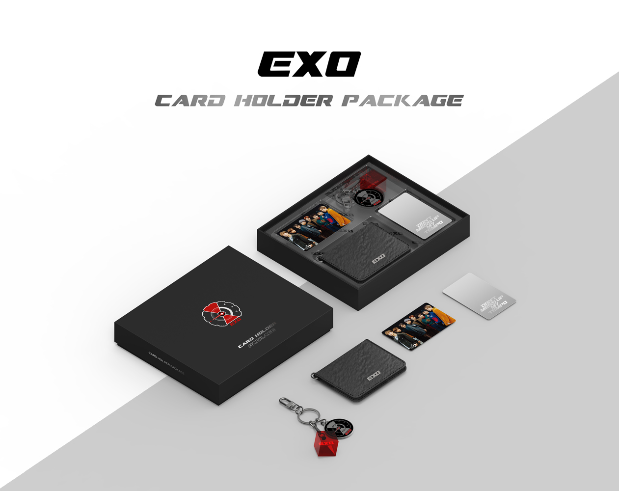 EXO - Card Wallet Pakcage (Limited Edition)