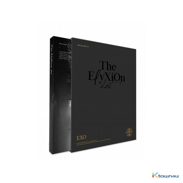 [PHOTOBOOK] EXO - EXO PLANET #4 -The EℓyXiOn [dot] Photobook & LiveAlbum