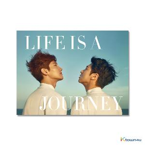 [Photobook] TVXQ - LIFE IS A JOURNEY