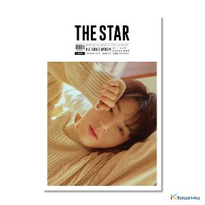 THE STAR 2019.02 A Type (WANNA ONE : HA SUNG WOON, GOT7 : MARK, SEVENTEEN, CHUNG HA) *Bromide Gift