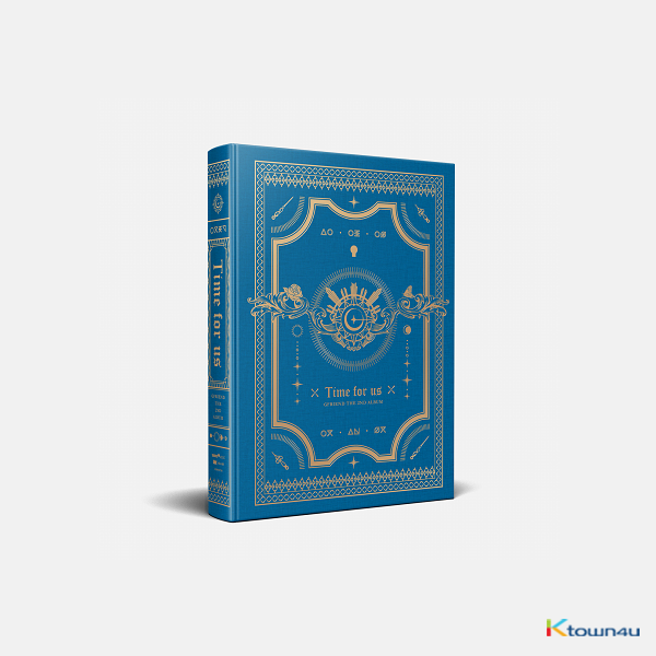 GFRIEND - Album Vol.2 [Time for us] (Limited edition)