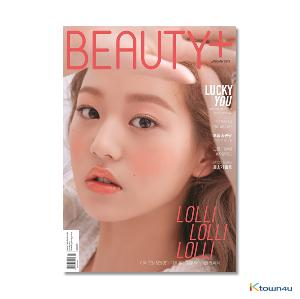 BEAUTY+ 2019.01 (IZ*ONE : Jang Won Young)