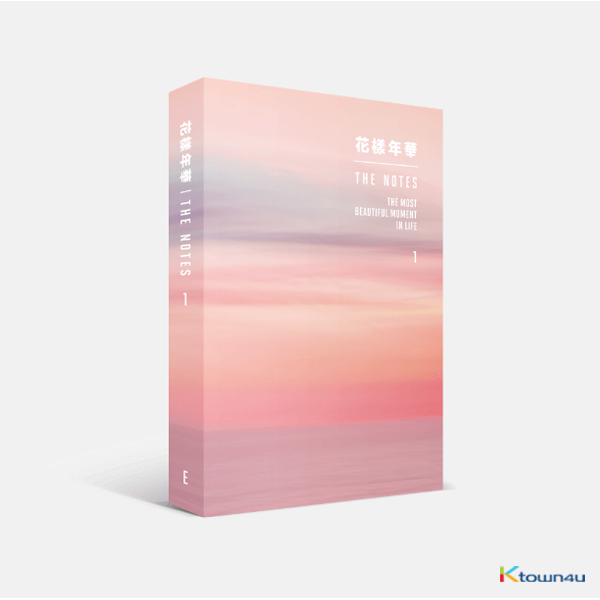 BTS - 花樣年華 THE NOTES 1 (E) (*Order can be canceled cause of early out of stock)