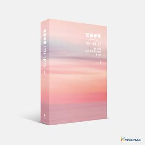 BTS - 花樣年華 THE NOTES 1 (E) (without preorder benefit)