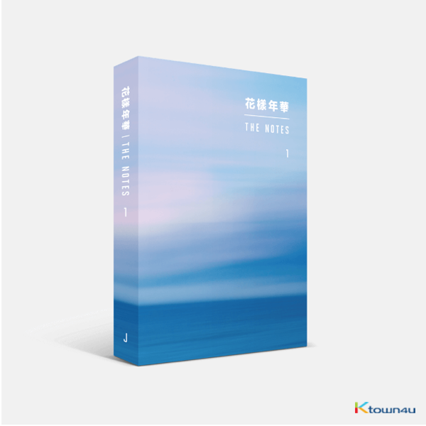 BTS - 花樣年華 THE NOTES 1 (J) (*Order can be canceled cause of early out of stock)