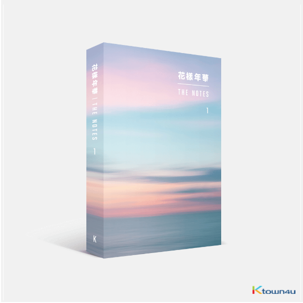 BTS - 花樣年華 THE NOTES 1 (K) (*Order can be canceled cause of early out of stock)