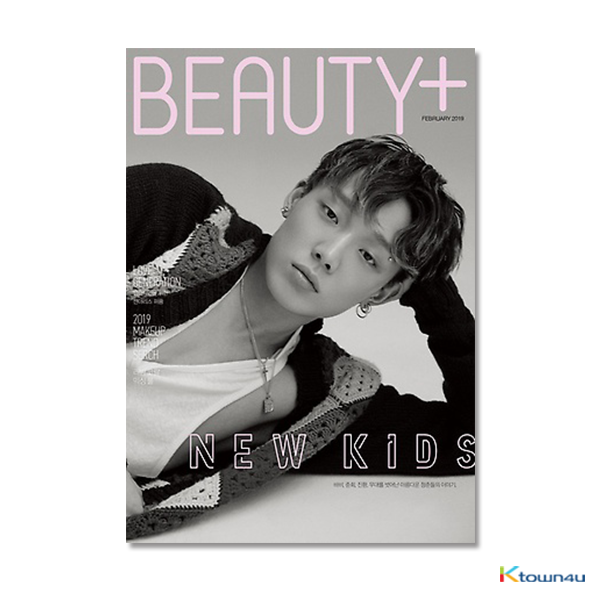 BEAUTY+ 2019.02 A Type (iKON : BOBBY)