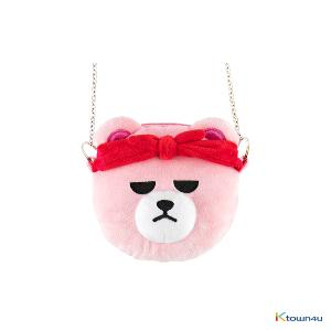 [INYOURAREA] BLACKPINK - KRUNK X BLACKPINK MINI ROUND CROSS BAG