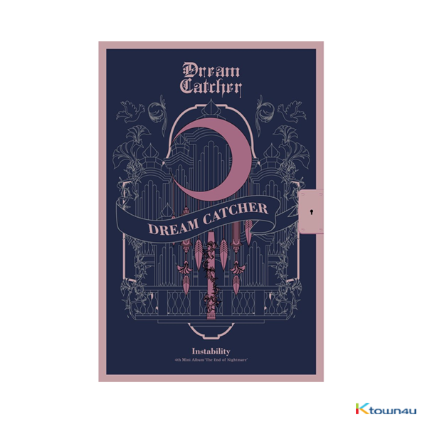DREAMCATCHER - Mini Album Vol.4 [The End of Nightmare] (Instability Ver.) (Only Ktown4u's Special Gift: Big Postcard 115*170mm 1EA ~until sold out)