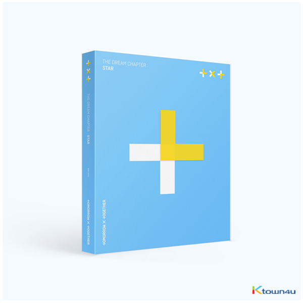 [TXT India] TXT(TOMORROW X TOGETHER) - Debut Album [The Dream Chapter : STAR]