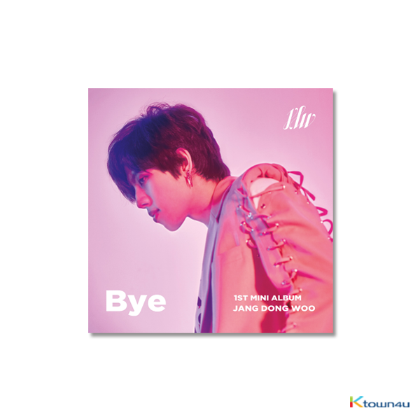 INFINITE : Jang Dong Woo - Mini Album Vol.1 [Bye]