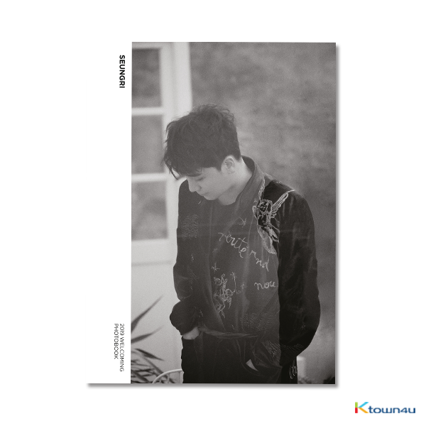 [Photobook] Big Bang : Seung Ri - SEUNGRI 2019 WELCOMING PHOTOBOOK