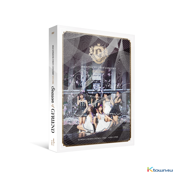 [DVD] GFRIEND - 2018 GFRIEND FIRST CONCERT [Season of GFRIEND] ENCORE DVD