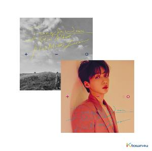 Jeong Se Woon - Mini Album Vol.3 [±0] (Random Ver.) *Different versions will be sent in case of purchasing 2 or more