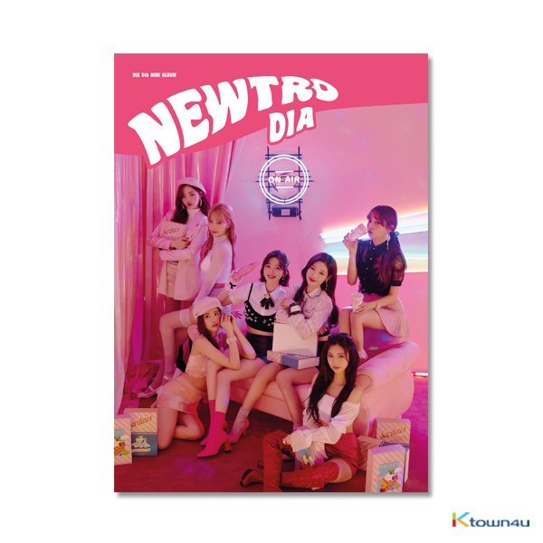 DIA - Mini Album Vol.5 [NEWTRO]
