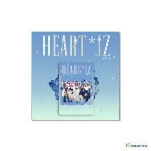 IZ*ONE - Mini Album Vol.2 [HEART*IZ] (Sapphire Ver.) (Kihno Album) *Due to the built-in battery of the Khino album, only 1 item could be ordered and shipped at a time.