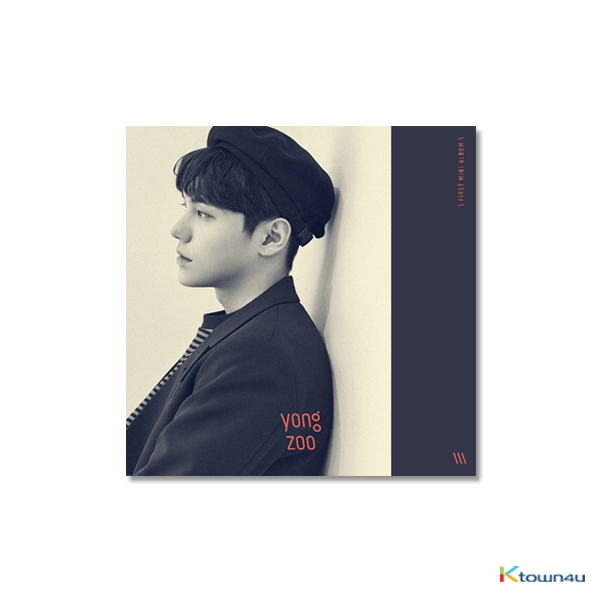 YONG ZOO - Mini Album Vol.1 [This Hour]