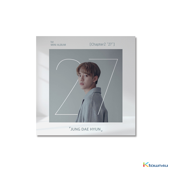 "JUNG DAE HYUN - Mini Album Vol.1 [Chapter2 ""27""]"