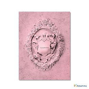 BLACKPINK - Mini Album Vol.2 [KILL THIS LOVE] (PINK Ver.) *Ktown4u Preorder benefit : All members' (printed) signiture Big Postcard 115*170mm 2p