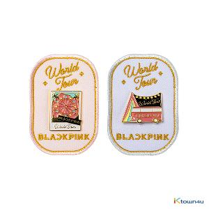 [WORLDTOUR] BLACKPINK - PIN BADGE SET
