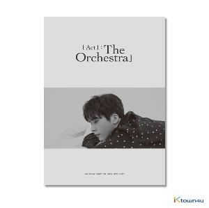 Highlight : Son Dong Woon - Mini Album Vol.1 [Act 1 : The Orchestra]