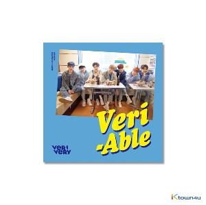 VERIVERY - Mini Album Vol.2 [VERI-ABLE] (Official Ver.)