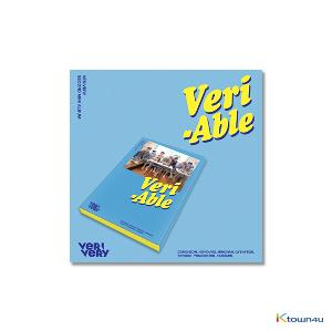VERIVERY - Mini Album Vol.2 [VERI-ABLE] (Kihno Album) *Due to the built-in battery of the Khino album, only 1 item could be ordered and shipped at a time.