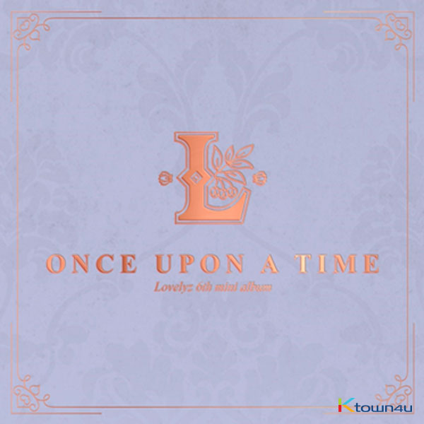 Lovelyz - Mini Album Vol.6 [ONCE UPON A TIME] (Normal Edition) (Random Ver.)