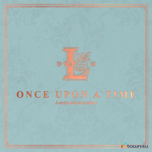 Lovelyz - Mini Album Vol.6 [ONCE UPON A TIME] (Limited Edition)