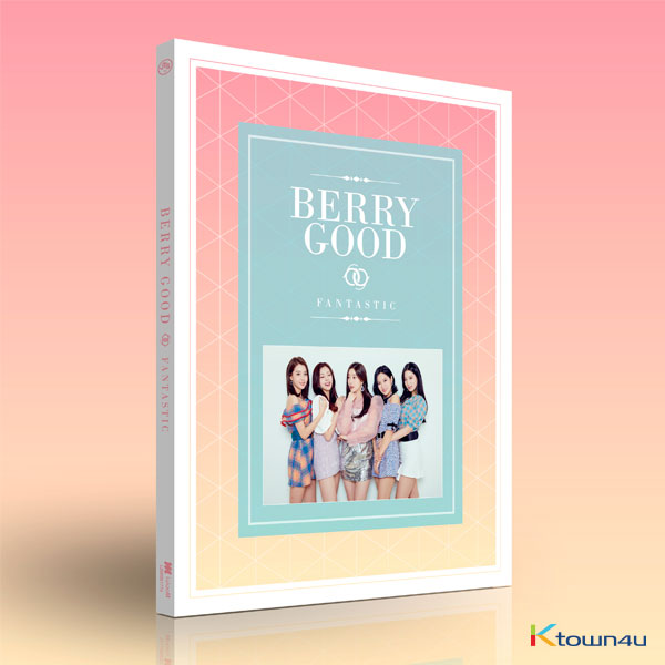 BERRYGOOD - Mini Album Vol.3 [Fantastic]