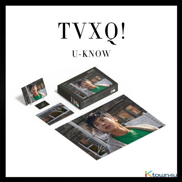 TVXQ! - Puzzle Package (U-Know Ver.)