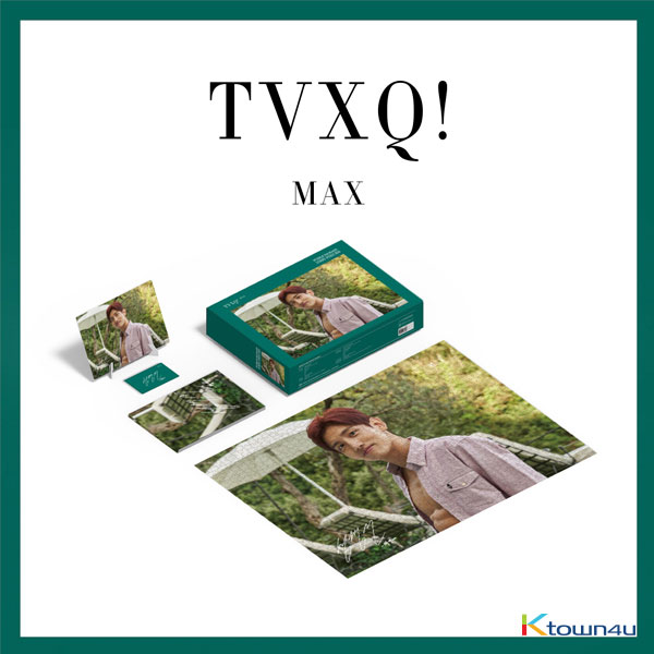 TVXQ! - Puzzle Package (Max Chang Min Ver.)