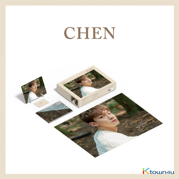 EXO : CHEN - Puzzle Package